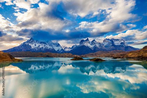 Fotografie, Obraz  Torres del Paine Park