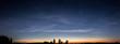 Leinwanddruck Bild - Allgäu dawn