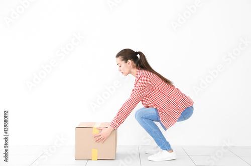 Fotografie, Obraz  Posture concept