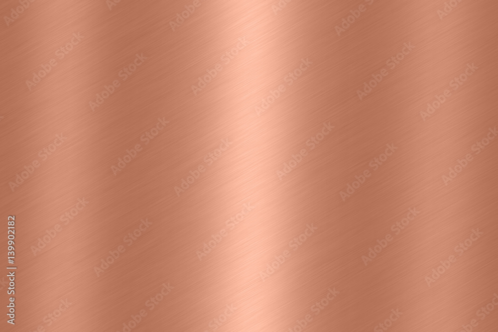 Fototapety, obrazy: copper texture background