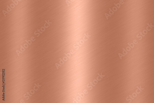 Canvas Print copper texture background