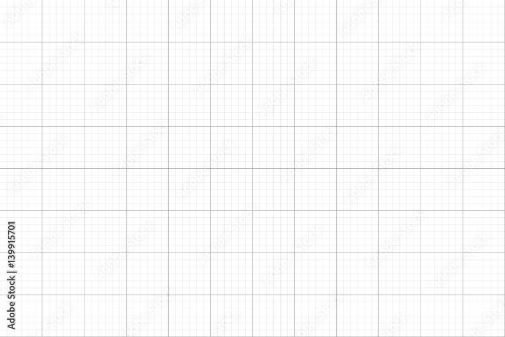Fototapety, obrazy: Grid on a white background, vector illustration