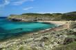 Küstenabschnitt Cala Mesquida Mallorca, Balearen