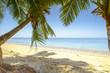 Beach of the Seychelles, Island Mahé, Beach Anse aux Pins
