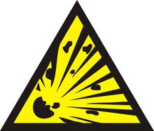Danger Of The Explosion - Warn...