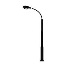 Street Lamppost Vector Illustr...