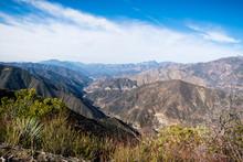 San Gabriel Mountain View In S...