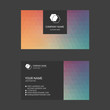 Colorful Abstract Business Card Templates