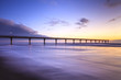 New Brighton Pier, Christchurch, New Zealand, Sunrise