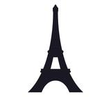 Fototapeta Fototapety z wieżą Eiffla - icon Eiffel Tower