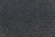 canvas print picture - Czarna asfaltowa droga tło z masy bitumicznej