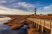 Scenic Lighthouse, Outer Banks...