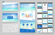 Website Design Template And In...