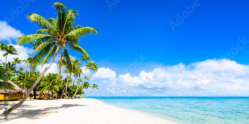 Foto-Lamellenvorhang - Strandurlaub am Meer  (von eyetronic)