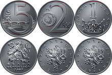 Set Silver Money, Reverse And ...