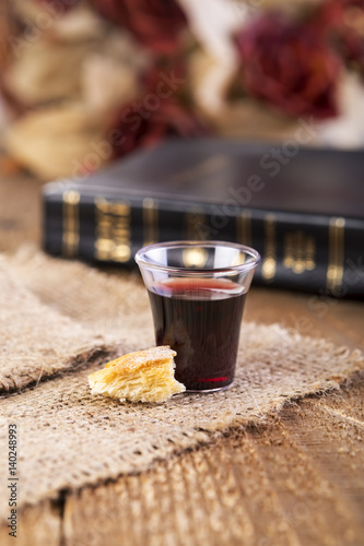 Photo Taking Communion