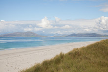 Sunny View Of Harris Uist