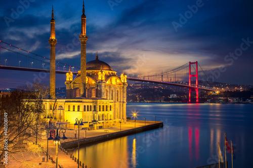 Fotografie, Tablou Istanbul