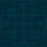 Vector background. Quads on a blue background, for Websites, business cards, postcards, interior design.