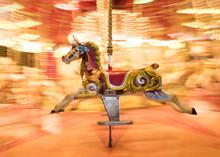 Horse Carousel Merry-go-round ...