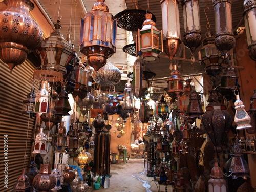 Poster Maroc morocco marrakech