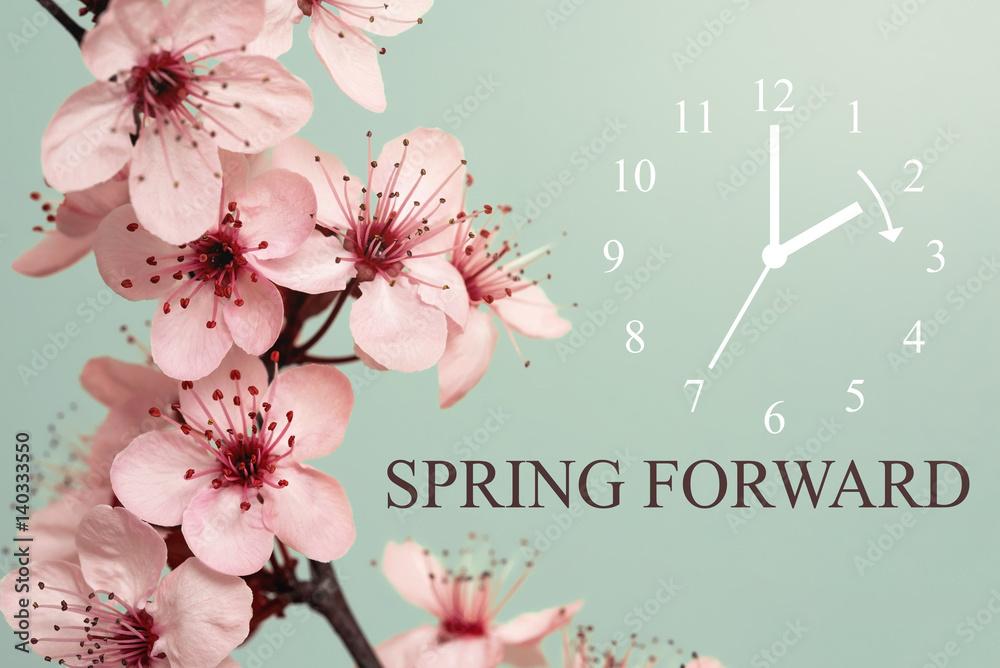 Fototapety, obrazy: Spring Forward