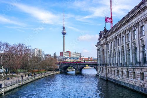 Fényképezés  Berlin Fernsehturm, Berlin