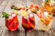 Traditional Summer Drink Sangr...