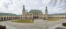 Panorama Pałac Biskupów Krak...