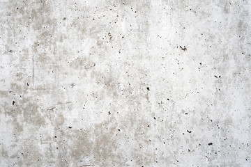 Panel Szklany Texture of old white concrete wall for background