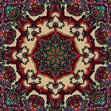 Muster mit Mandala Motiv - 140393988
