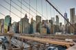 Vista dal Ponte di Brooklyn