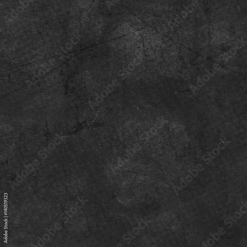 Foto op Canvas Betonbehang Abstract grunge old black wall background, texture