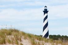 Cape Hatteras Lighthouse Seen ...