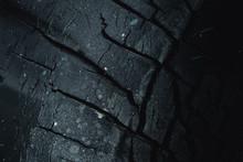 Black Carbon Charcoal Dry Crac...