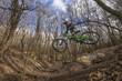Mountain biker 27