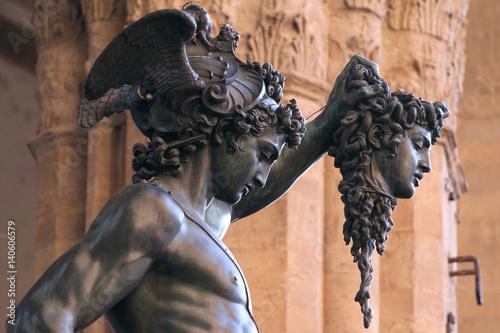 Fototapeta Il Perseo di Cellini