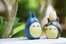 """Thailand, March 2016 : This Is Totoro And Friends Model Figures Japanese Famous Cartoon """"My Neighbor Totoro"""""""
