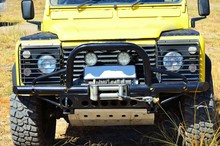 4X4 Close Up Front End