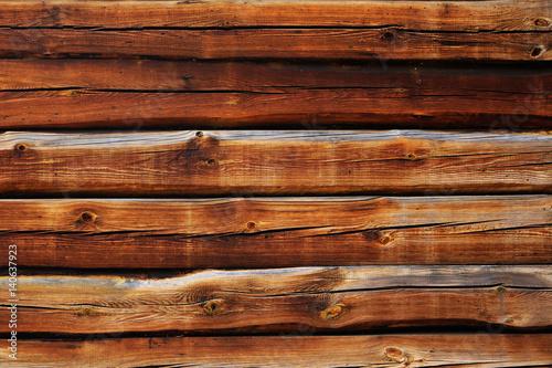 Tło ze starych drewnianych desek. - fototapety na wymiar