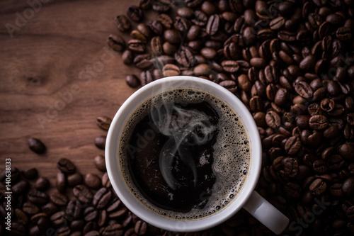 Valokuva  ホットコーヒー