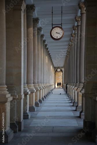 colonnade Karlovy vary Fototapet
