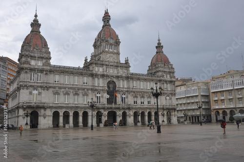 yuntamiento de La Coruña