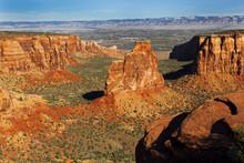 Independence Rock, Colorado National Monument, Colorado