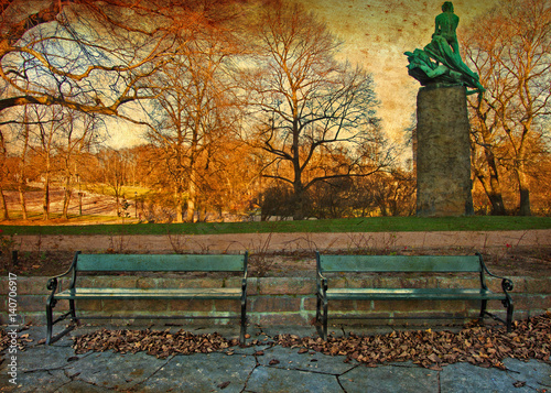 Photo  Autumn Park