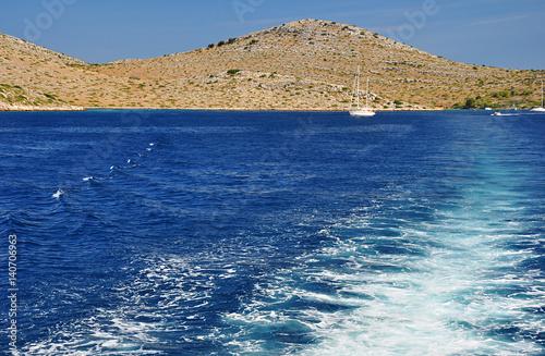 Fotografie, Obraz  Adriatyk Kornati