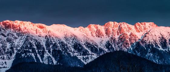 Fototapeta Góry Montain Landscape