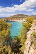 Cala d Hort in Balearic Islands
