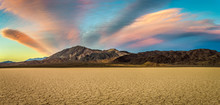 Sunset At Racetrack Playa  In ...