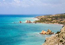 Cyprus, Petra-tou-Romiou, Lege...